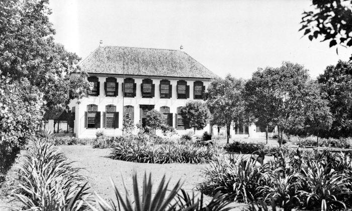 Gedung Arsip Nasional tempo dulu