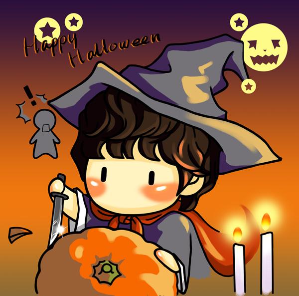 kyuhyun-happy-halloween