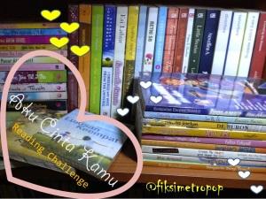 Aku Cinta Kamu - reading challenge